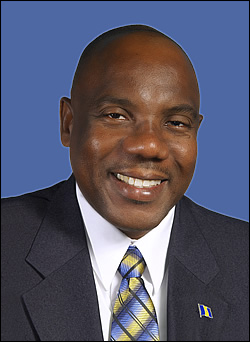 Michael Carrington,Speaker of the Barbados House of Assembly