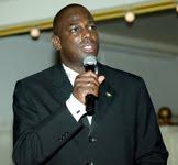 Rickford Burke, President, Caribbean Guyana Institute for Democracy (CGID)