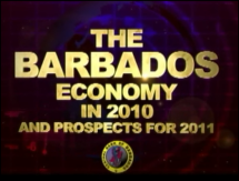 Click image to watch Governor Delisle Worrell deliver Annual Economic Review 2010
