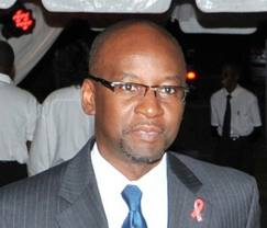 Stephen Lashley, Minister of Culture
