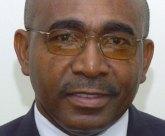 Senator Darcy Boyce, Minister of Energy