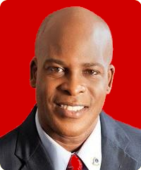 Edmund Hinkson, member of parliament for St. James North