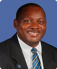 Minister of Commerce Donville Inniss