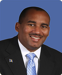 Richard Sealy - Minister of Tourism