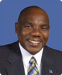 Speaker Michael Carrington