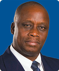 James Paul, CEO, Barbados Agricultural Society