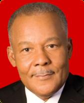 Former Prime Minister, Owen Arthur, M.P.