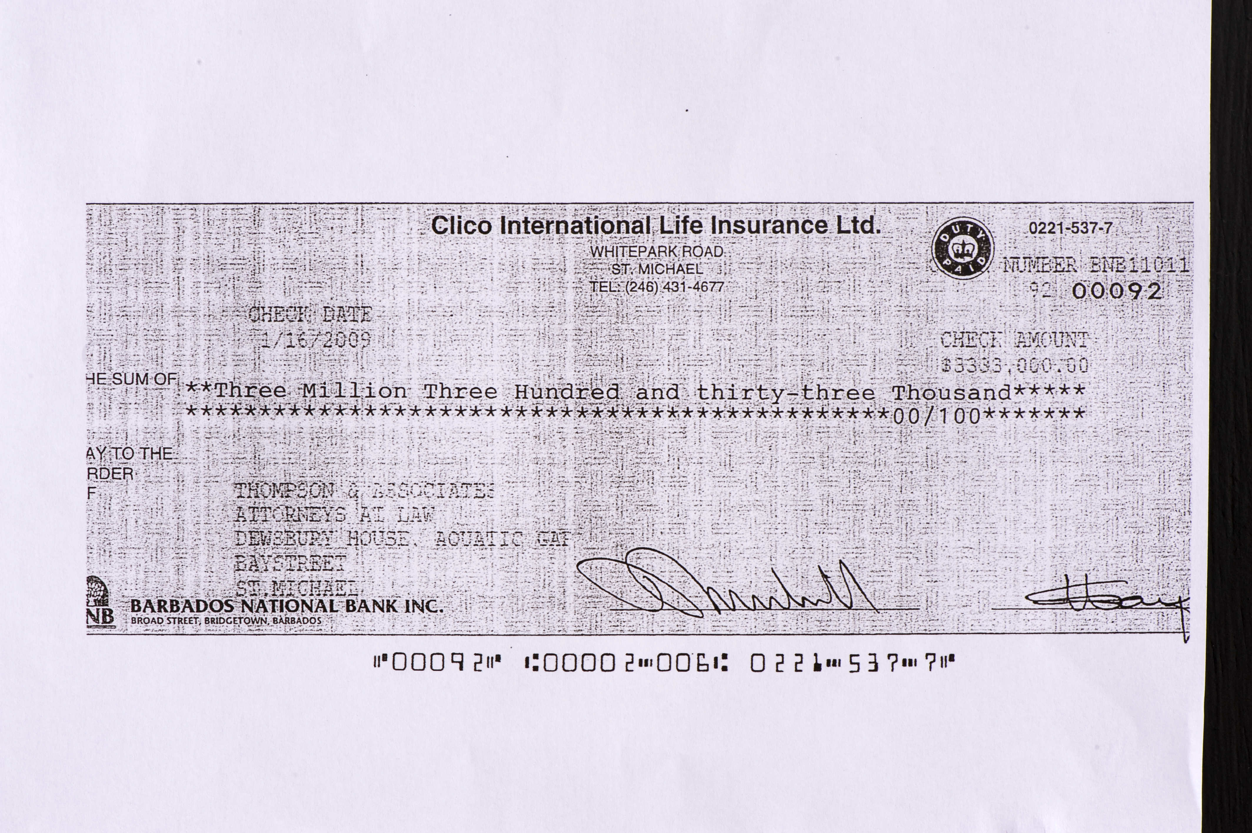 Template For Cash Receipt When Will The Director Of Public Prosecutions Charles Leacock Act  Saks Return Without Receipt Pdf with Best Invoice Software Mac The Invoice To Support The Payment Was Found To Be A False Invoice  Maurice King Lawyer Is Listed On The  Invoicing Management System Word