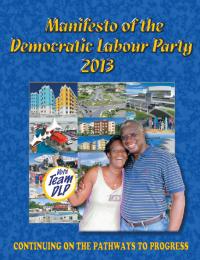 2013 DLP Manifesto