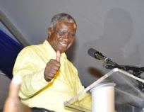 Prime Minister Stuart eases pass Arthur in recent CADRES Poll