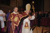 Sudden resignation of Pope Benedict XVI