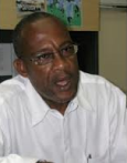 Randall Harris, President of theBarbados Football Association