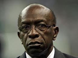 Former President of CONCACAF Jack Warner