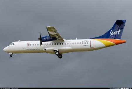 LIAT TO UPGRADE TO 11 ATRS over two years