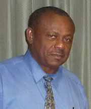Edison Alleyne - Permanent Secretary , Environment and Drainage