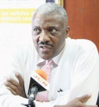 Nathaniel Beneby, head of RBC Bahamas