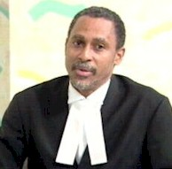 Justice Saunders opined that it was because Barbados judges were not scheduling their time properly.