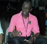 Adrian Agard, executive producer of Barbados Gospelfest