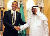 ...appearance of a schism between the Saudis and the Americans ...
