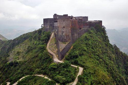 Citadelle Laferrire, Haiti