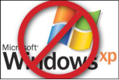 ...Windows XP, which is no longer being supported by Microsoft as of April 8th 2014 ...