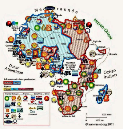 The map below shows that while Africans con­tinue to suf­fer in poverty globally, Black lands and Black resources con­tinue to make other peo­ple rich Click image to read details
