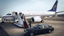 Sandy Lane Jet service