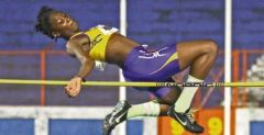 Akeela Jones, Barbados 'ONLY world class athlete.