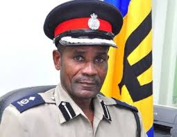 Commissioner of Police Tyrone Griffith (ag)