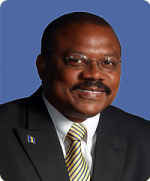 Minister Boyce, Minister of Health