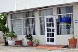 The office of Executive Car Rental closed and under police investigation.