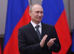 Vladímir Putin - President of Russia
