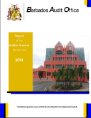 Barbados Auditor General Report 2014