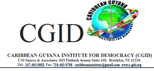 The Caribbean Guyana Institute for Democracy (CGID)