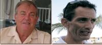Bjorn Bjerhamn (l) Mark Maloney (r)