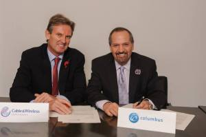 Columbus_Cable&Wireless merger