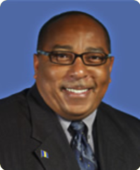 David Estwick - Minister of Water