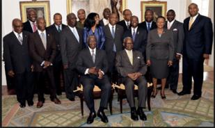 Barbados Cabinet