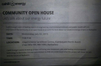 Cahill Energy Open House