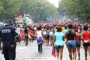 Labour Day on Eastern Parkway
