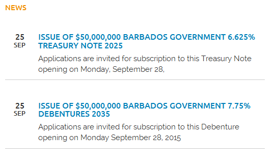 CBB Rates