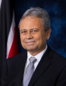 Minister of Finance Colm Imbert