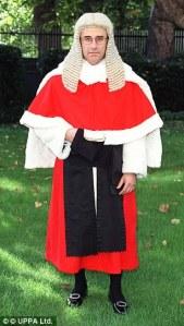 Sir Brian Leveson