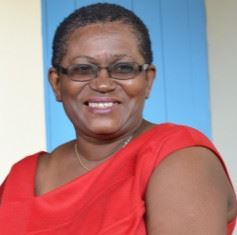 Pauline Benjamin - Principal, Springer Memorial Secondary School