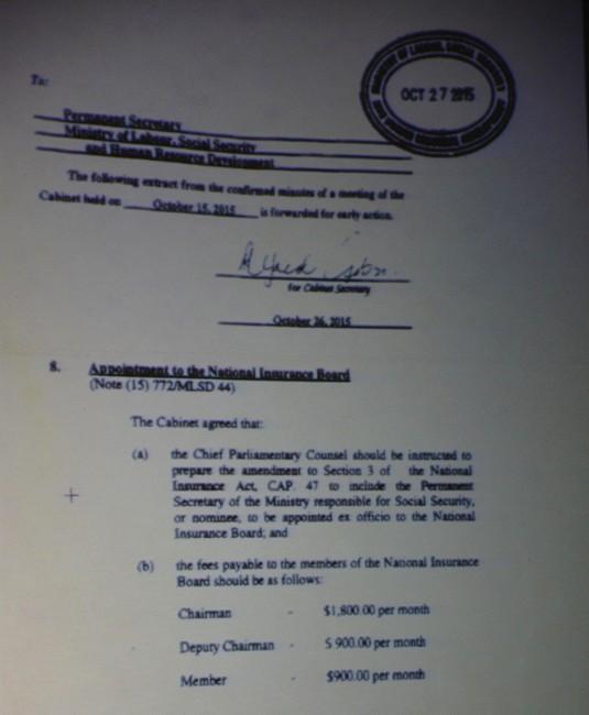 NIS-Fees Document
