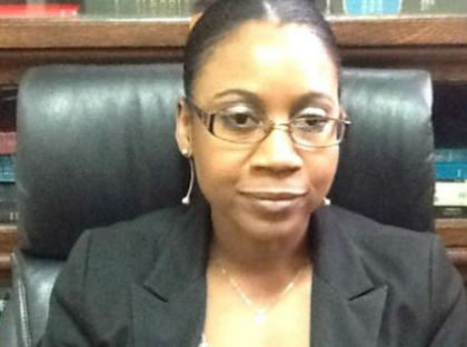 Liesel Weekes, President of the BAR