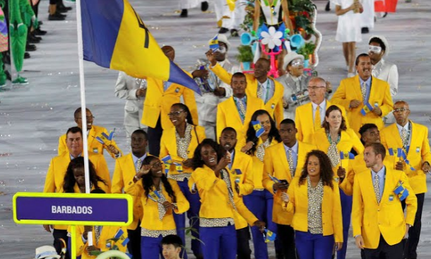 Barbados-Olympic-Team