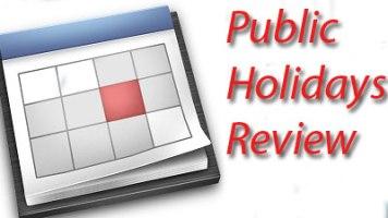 public-holidays