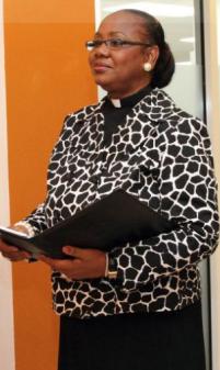 Reverend  Lucille Baird