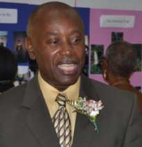 Vere Parris, Principal of Combermere Secondary School